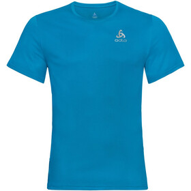 Odlo Essential Light T-Shirt S/S Crew Neck Men, blue jewel